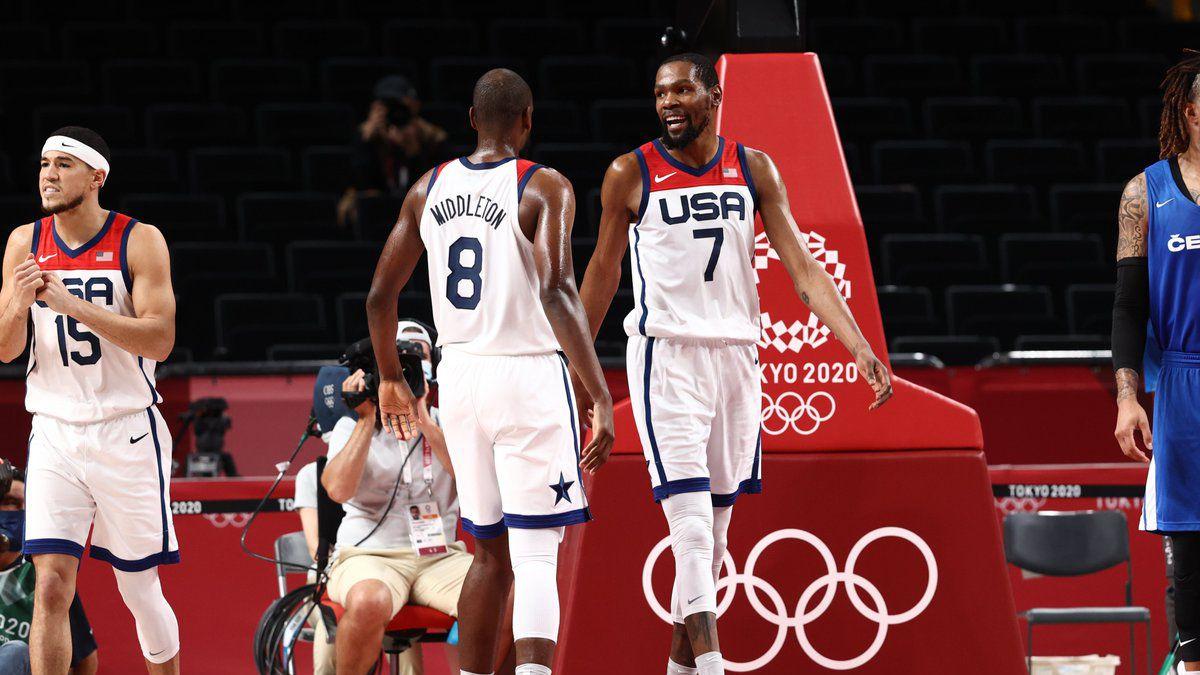 Estados Unidos le dio una mano a Argentina en básquet