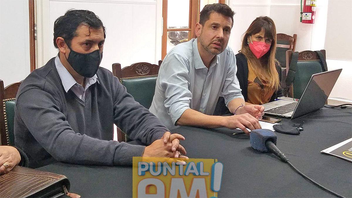 El bloque de Juntos por Río Cuarto presentó los resultados de una encuesta realizada sobre una muestra de unos 400 vecinos.