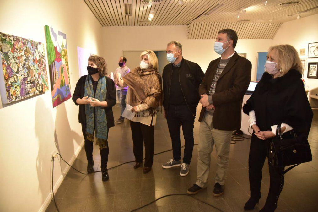 Participaron artistas de 29 localidades de la provincia de Córdoba.