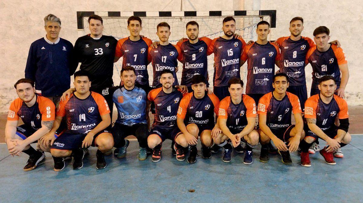 El elenco de Alianza Villa María.
