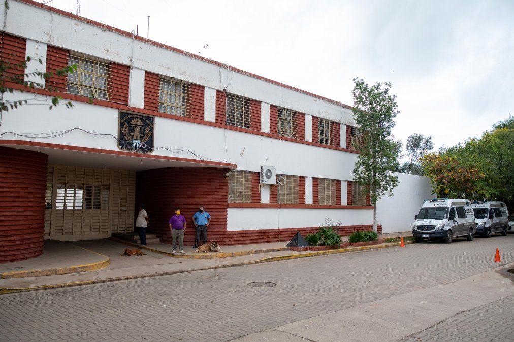 El personal de la cárcel ya se encuentra inmunizado contra el coronavirus.