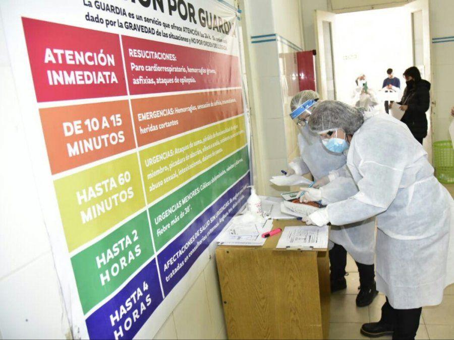 Distribuirán kits de hisopados rápidos