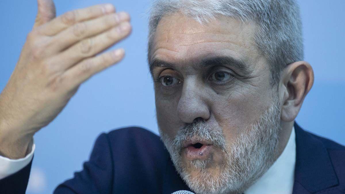 Aníbal Fernández asumió como nuevo ministro de Seguridad de la Nación.