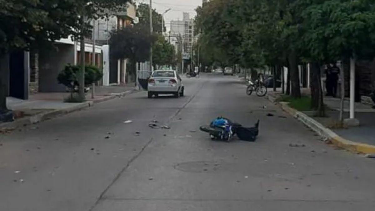 El choque ocurrió en Sobremonte y Alejandro Roca.