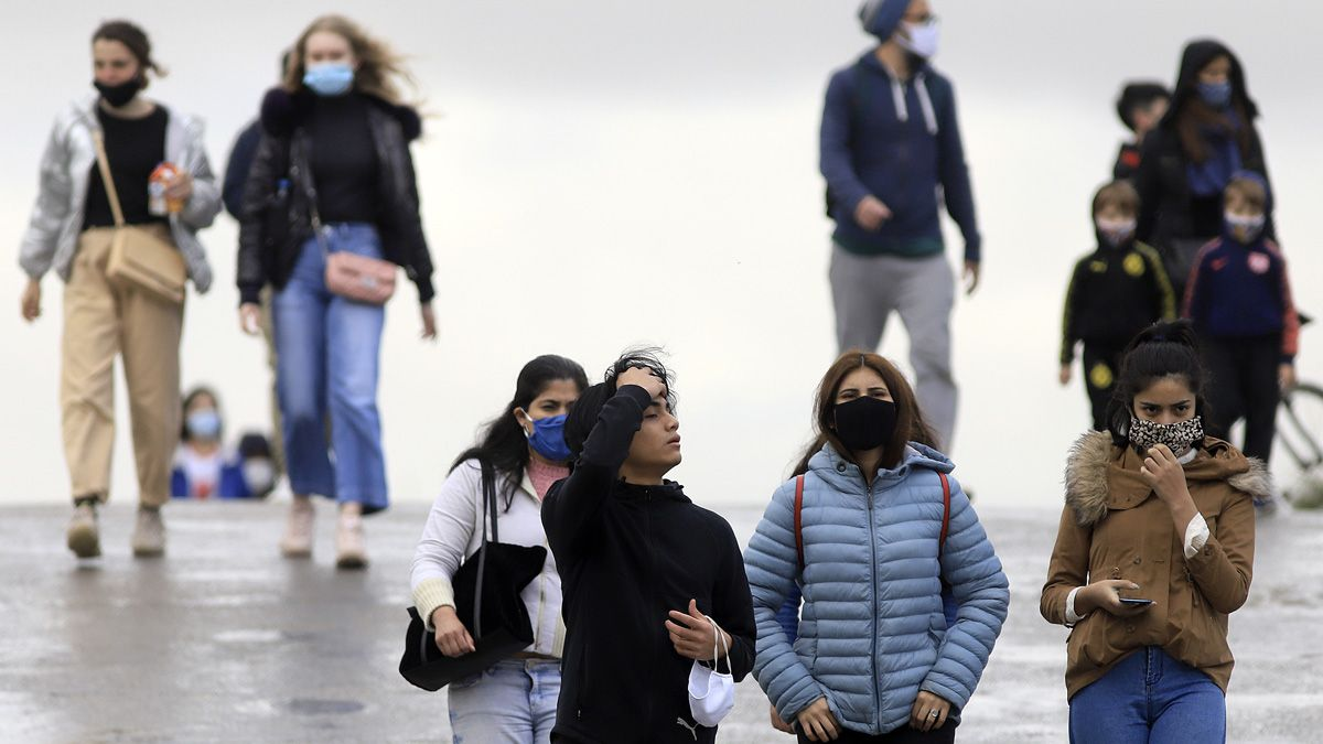 Argentina reportó 26.934 nuevos casos de coronavirus.