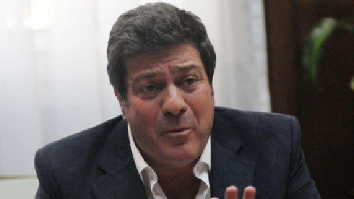 """Gabriel Mariotto representa a un grupo de peronistas """"díscolos""""."""