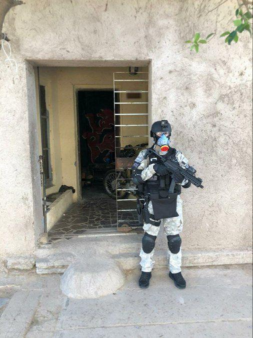 Detienen a joven por venta de drogas en barrio Lamadrid