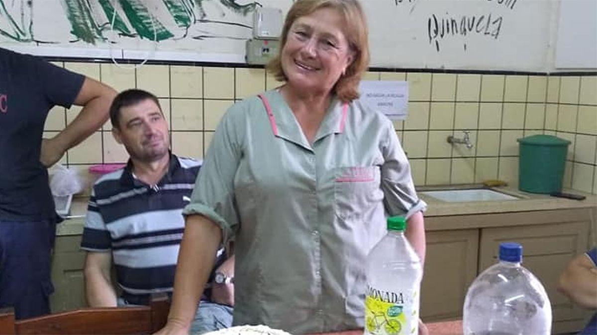 Dolor en el Colegio Santa Eufrasia por la muerte de una portera que contrajo Covid