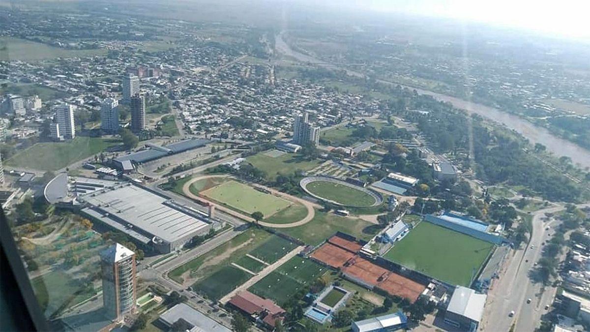 En Río Cuarto se percibieron una serie de movimientos sísmicos días atrás. (Foto: Andrés Oviedo/Puntal AM!)