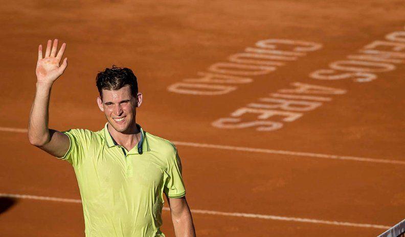 Thiem se baja del ATP de Córdoba