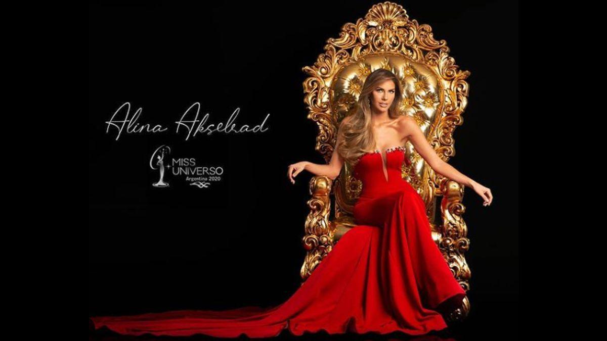 La cordobesa Alina Akselrad buscará la segunda corona para Argentina