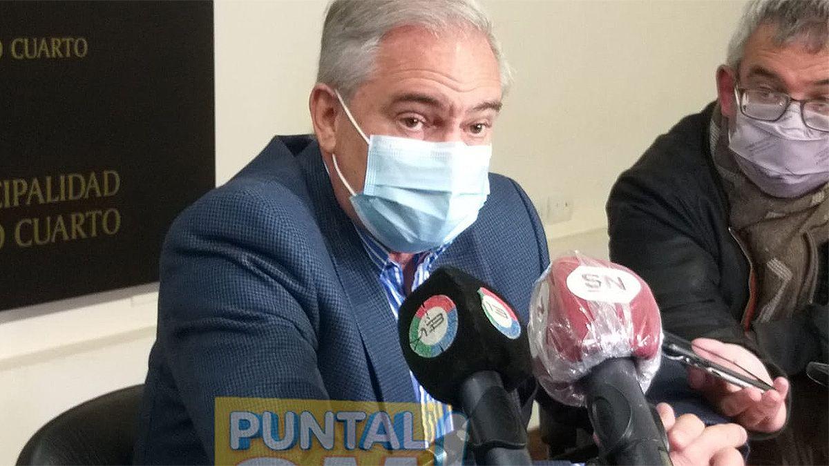 El secretario de Salud encabeza