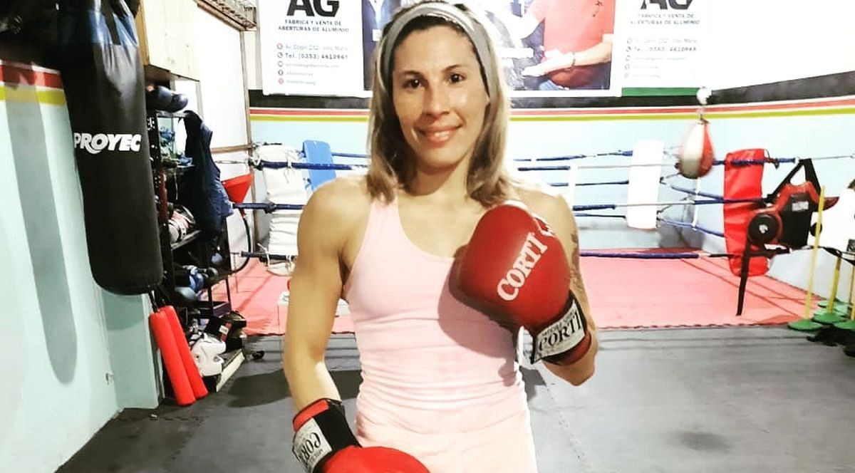 Juliana Basualdo ascendió al segundo lugar del ranking nacional