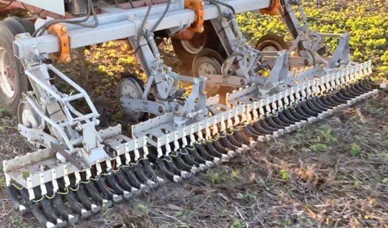 Desarrollaron el primer controlador de malezas eléctrico que no requiere herbicidas