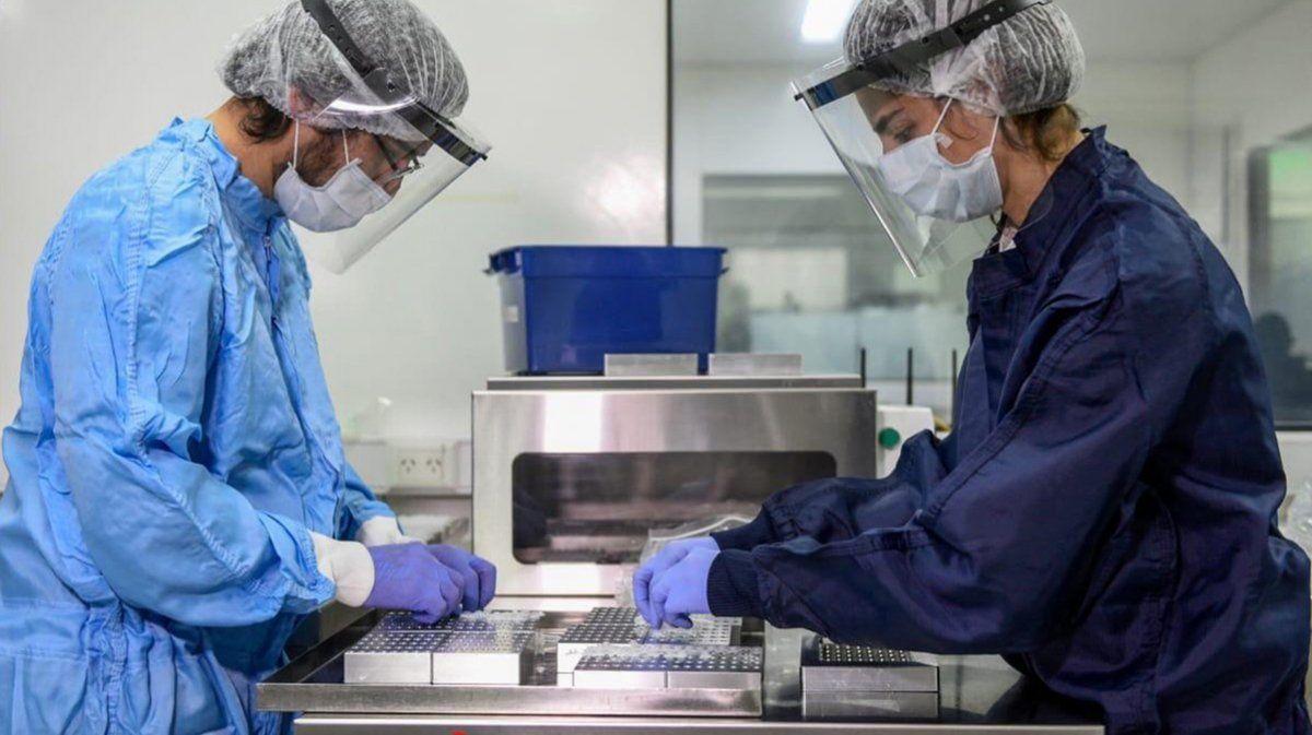 Este viernes fueron confirmados 27.363 casos de coronavirus.
