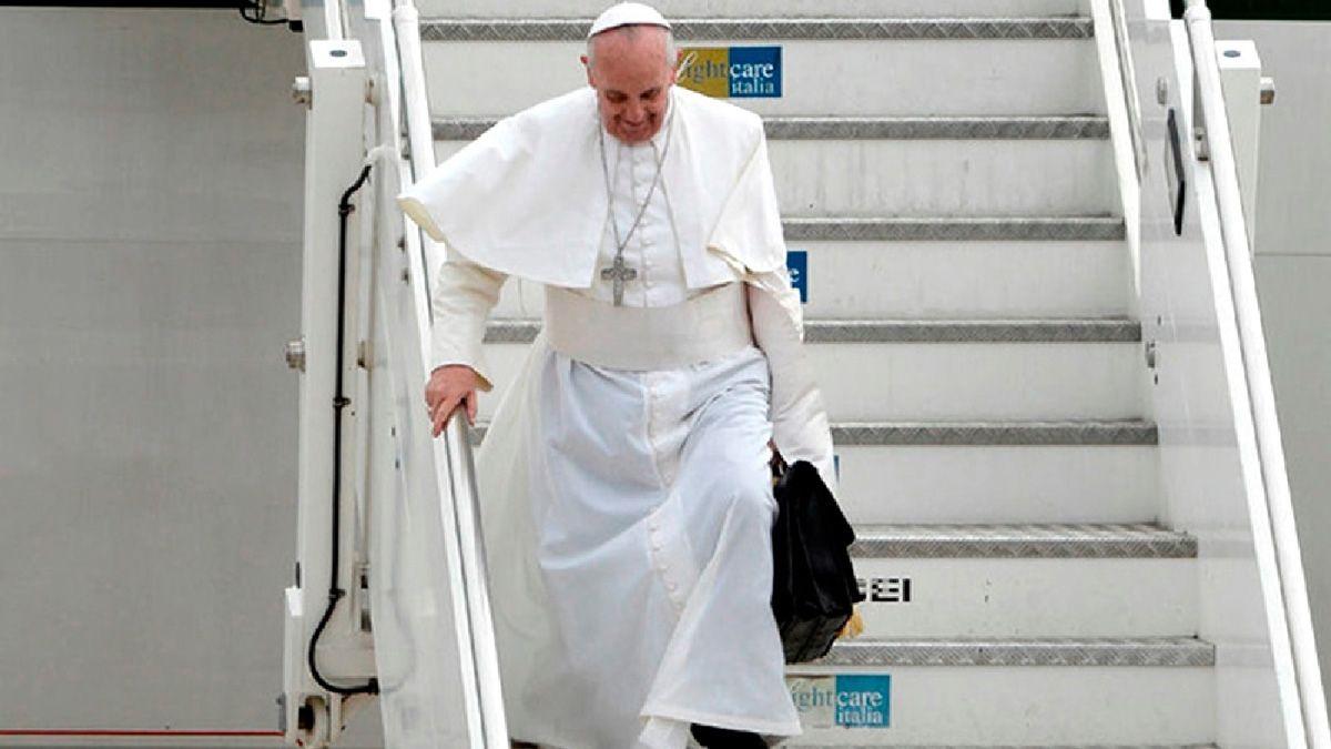 Francisco afirmó que visitará la Argentina cuando se dé la oportunidad