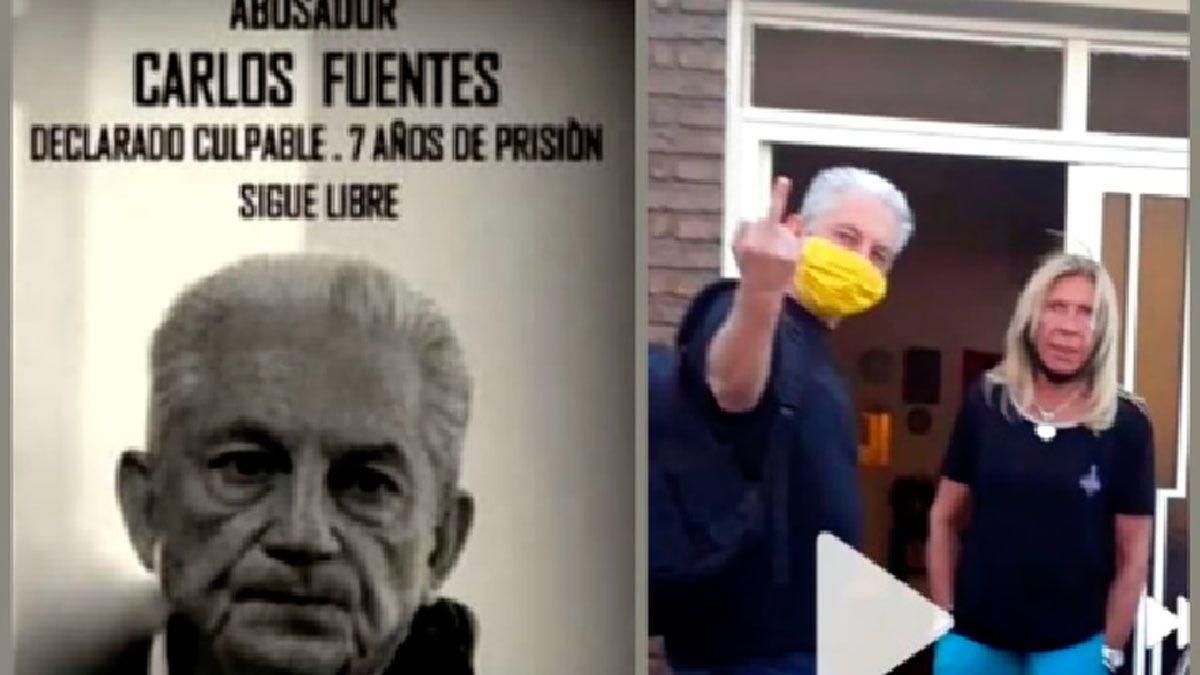 Detienen al periodista cordobés condenado por abusar de su hija