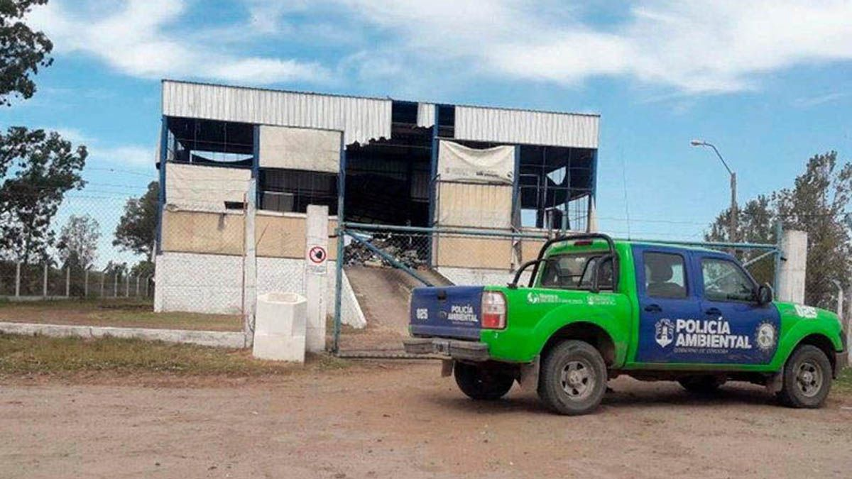 Los concejales de la oposición reclaman por el mal estado de la planta de basura en Huinca.