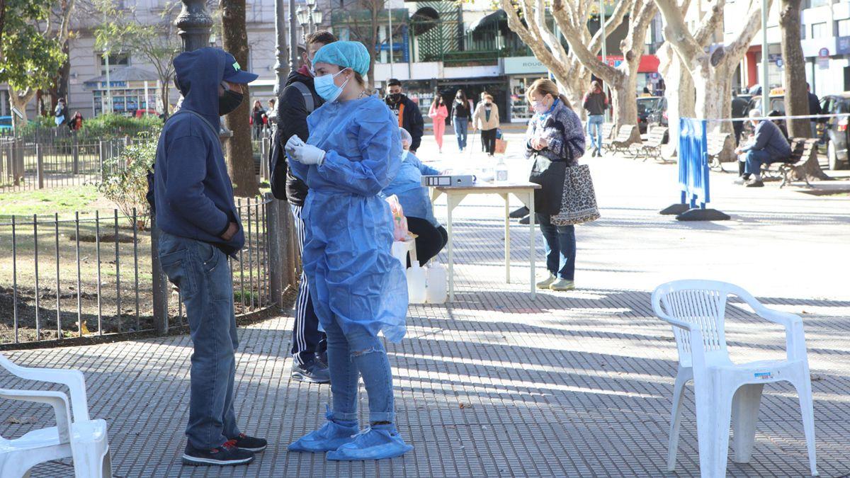 Dede el comienzo de la pandemia