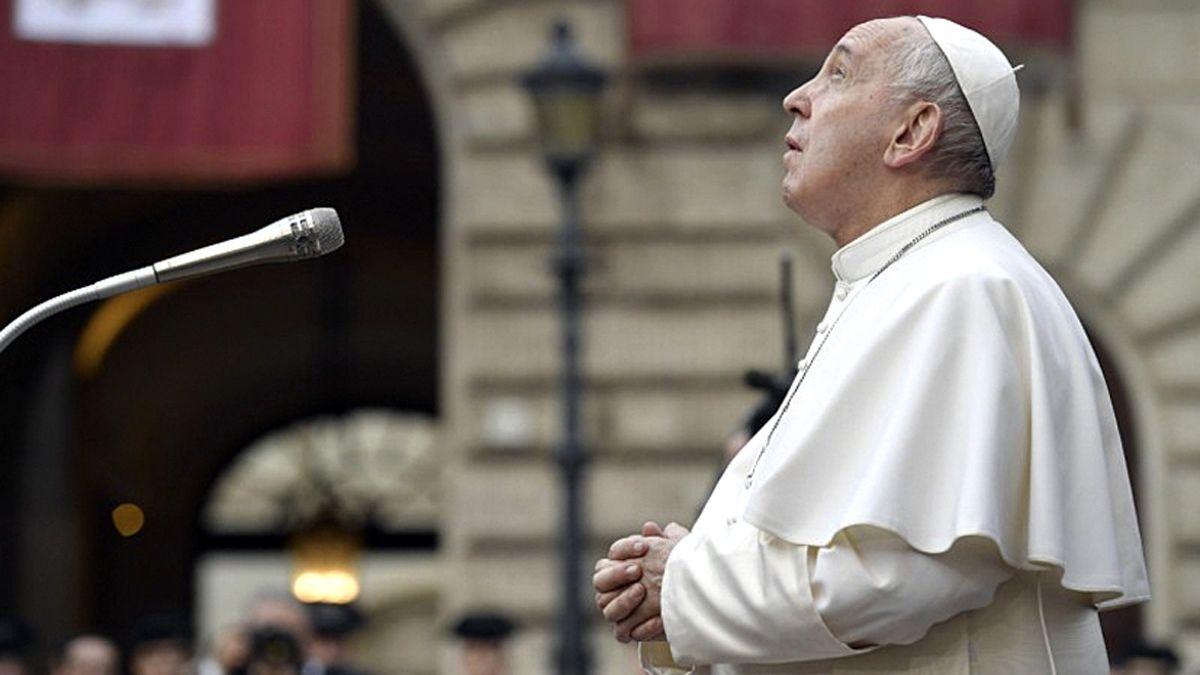 Francisco denunció que la crisis social y económica es muy grave por la pandemia