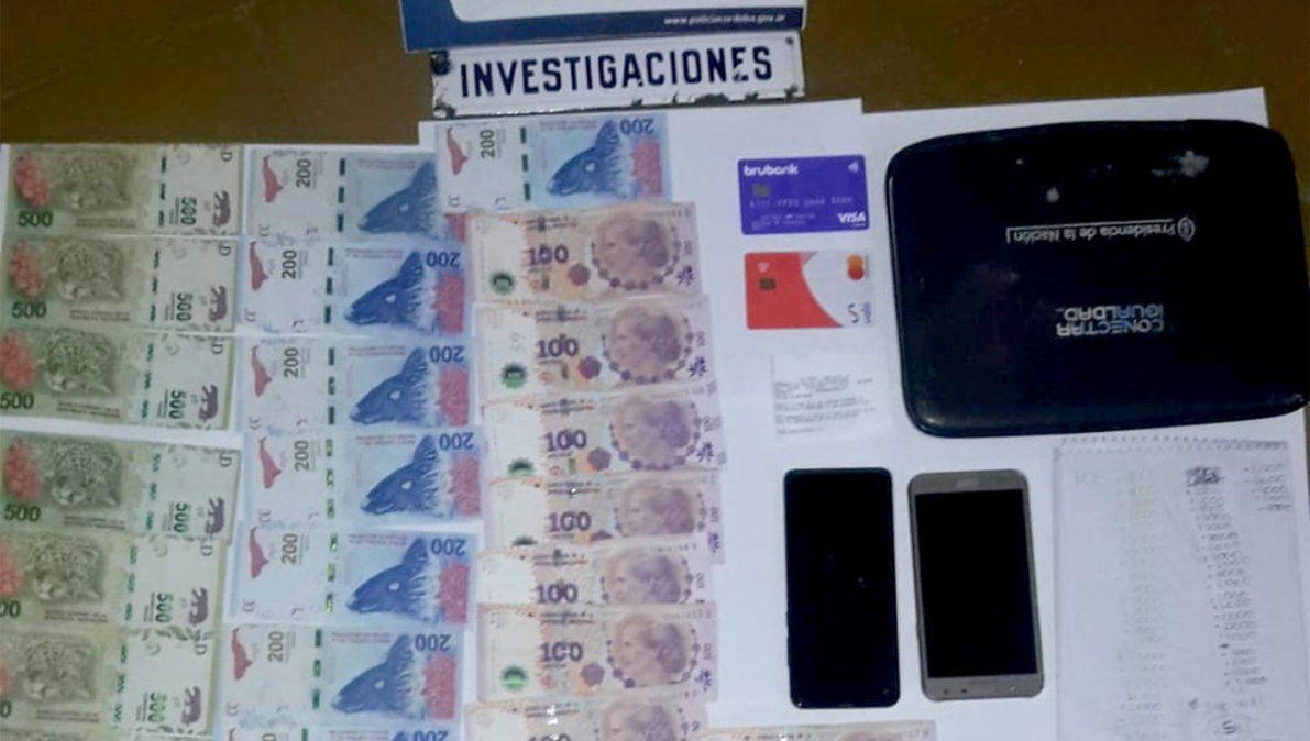 Una mujer fue detenida en Laboulaye por apuestas clandestinas de juegos de azar