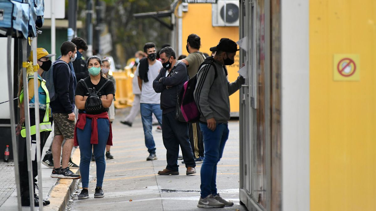 Argentina llegó a 100.250 muertes por coronavirus desde el inicio de la pandemia.