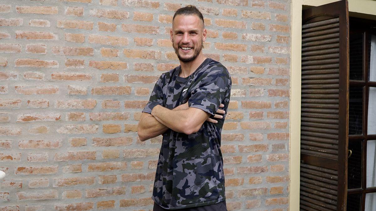 Emanuel Martínez Schmidt y el deseo de encontrar la racha de partidos ganados que le permita soñar con clasificar a la Copa Argentina.