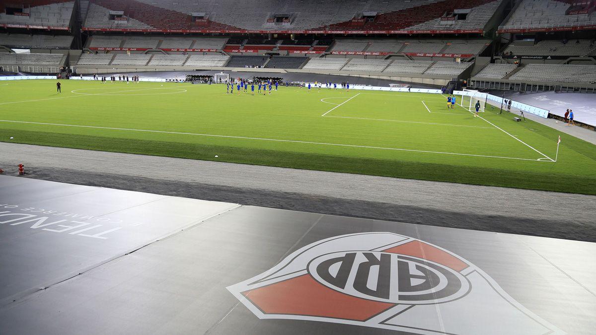River buscará en El Monumental la clasificación a cuartos de final.