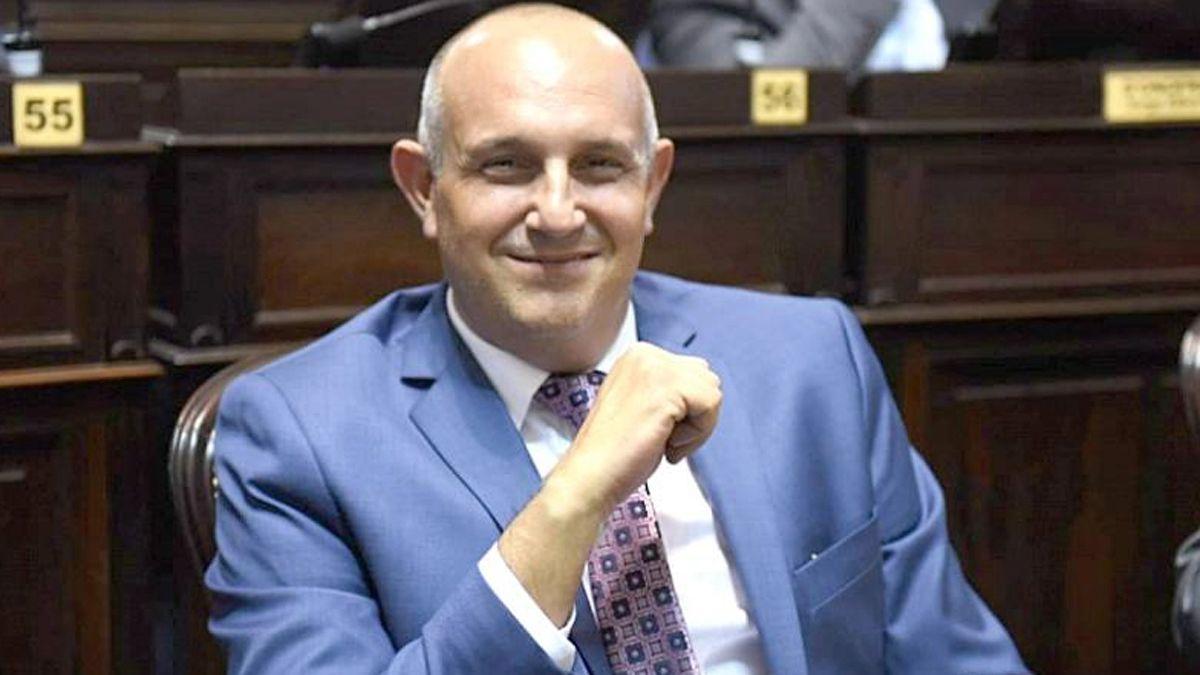 Alexis Guerrera asumirá como ministro de Transporte de la Nación.