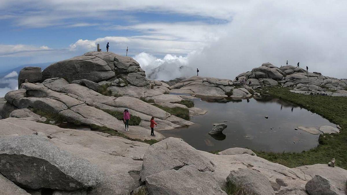 El cerro Champaquí se ha convertido en uno de los lugares más visitados de Córdoba en esta temporada.