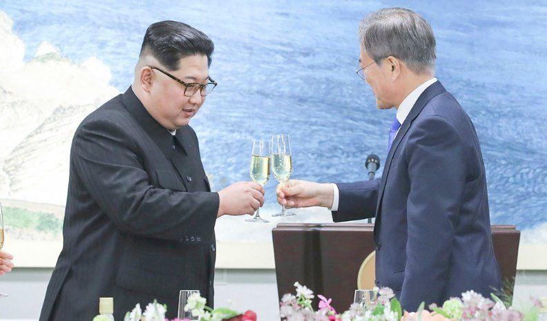 Las dos Coreas se comprometieron a desactivar las armas nucleares