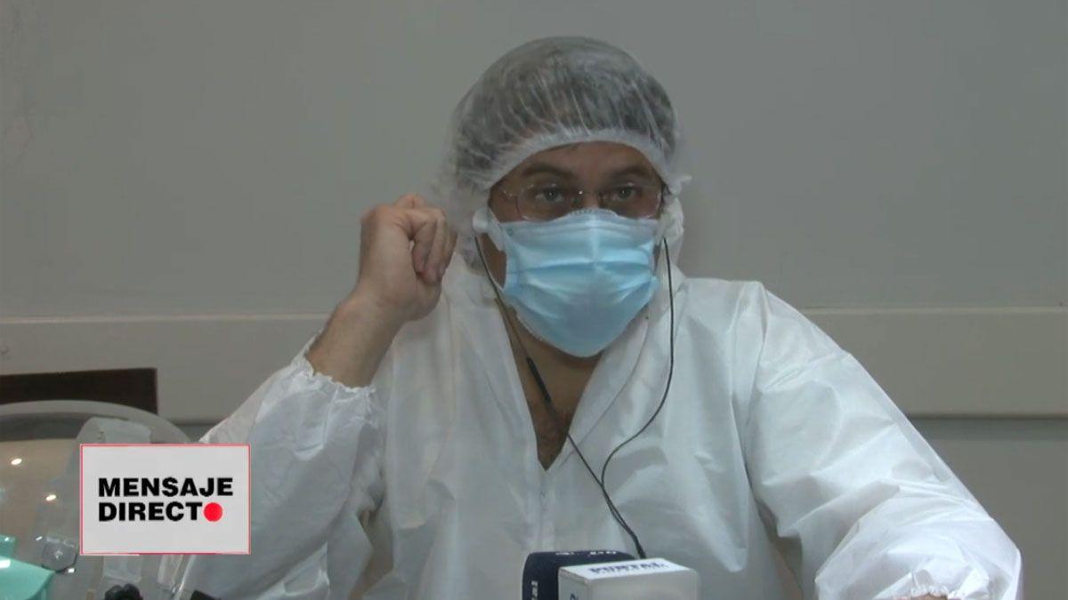 El doctor Martín Isa