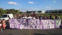 El colectivo NiUnaMenos, que comenzó con las marchas contra la violencia de género, amplió su trabajo y se constituyó como un movimiento social popular.