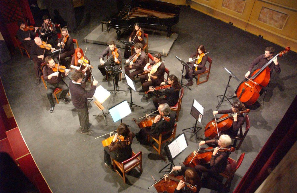 La Orquesta de Cámara Municipal