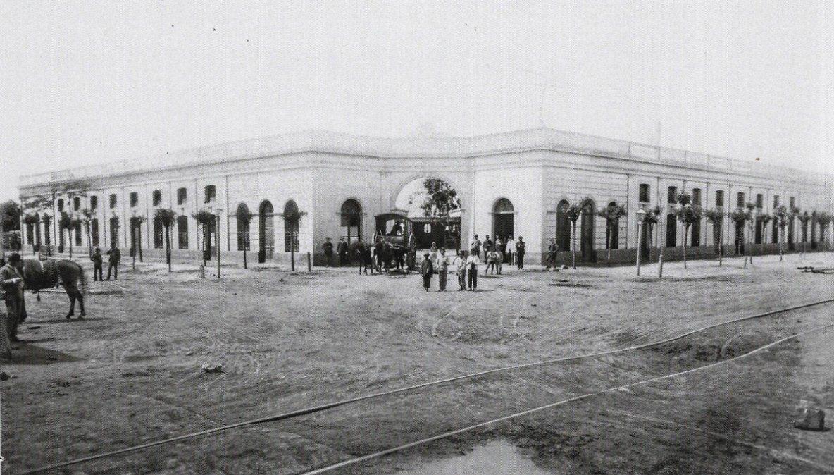A 90 años de la demolición del Mercado Progreso, edificio que marcó una época