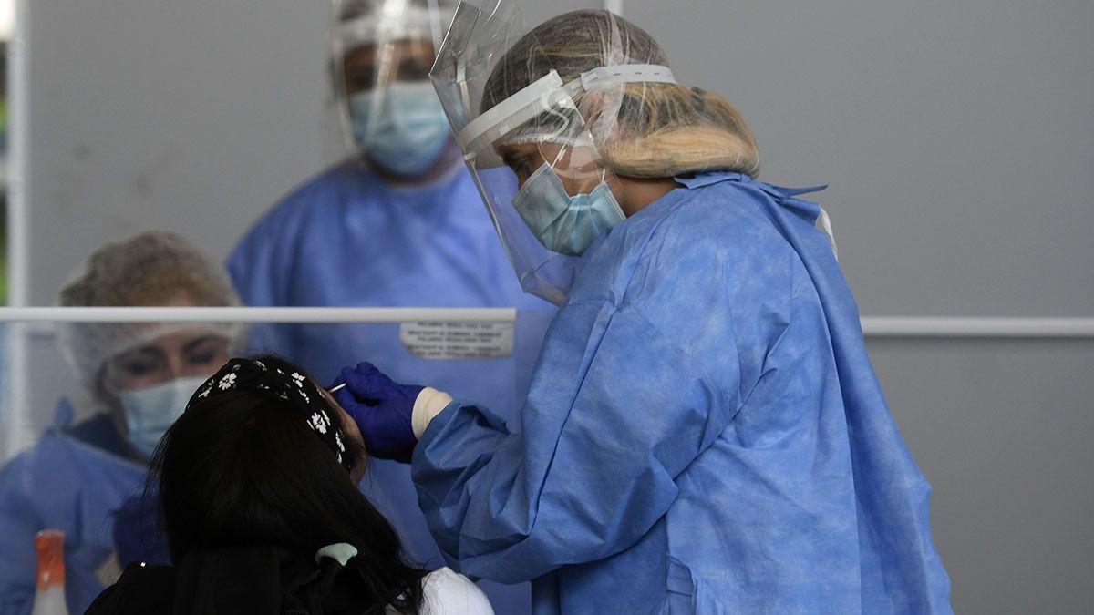 Argentina confirmó 24.475 casos de coronavirus.