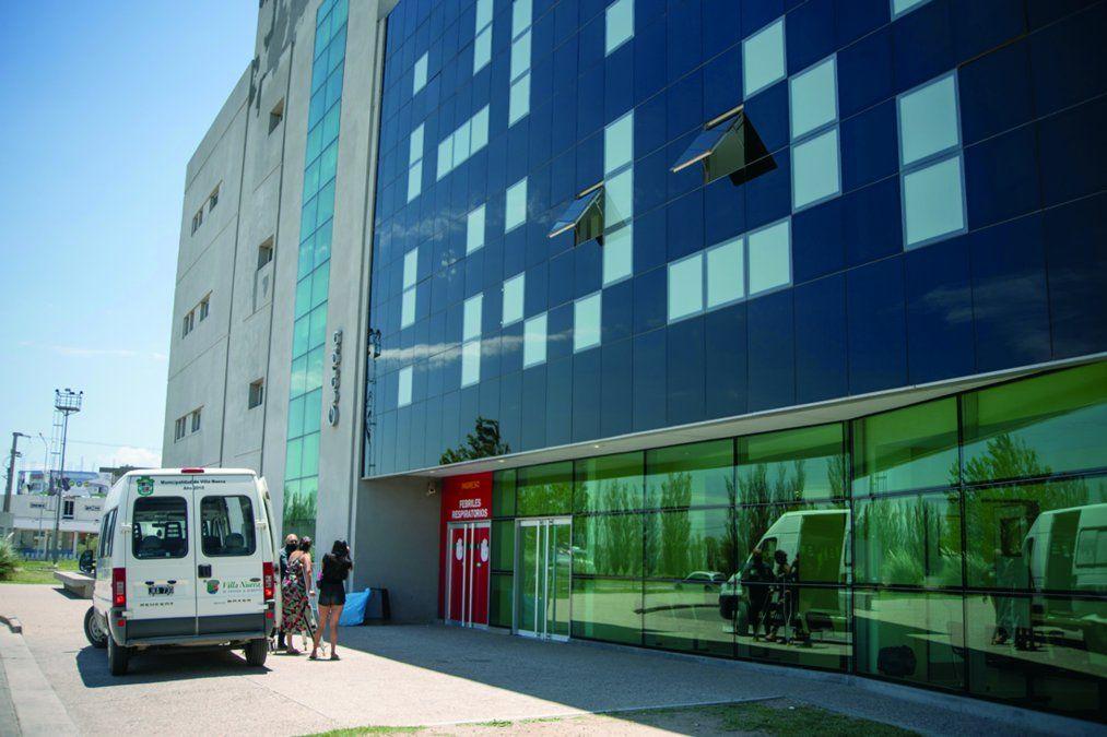 El Hospital Pasteur distribuyó y colocó 281 dosis en municipios cercanos