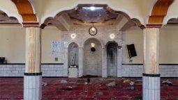 La explosión, que no fue reivindicada por grupo alguno, ocurrió mientras rige una tregua de tres días entre el movimiento islamista y rebelde talibán y las fuerzas del Gobierno.