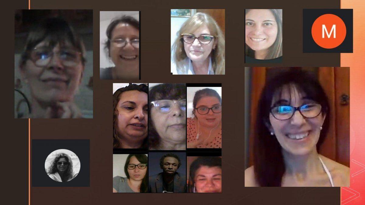 UNVM: voluntarios de Enfermería brindan apoyo en contexto de pandemia