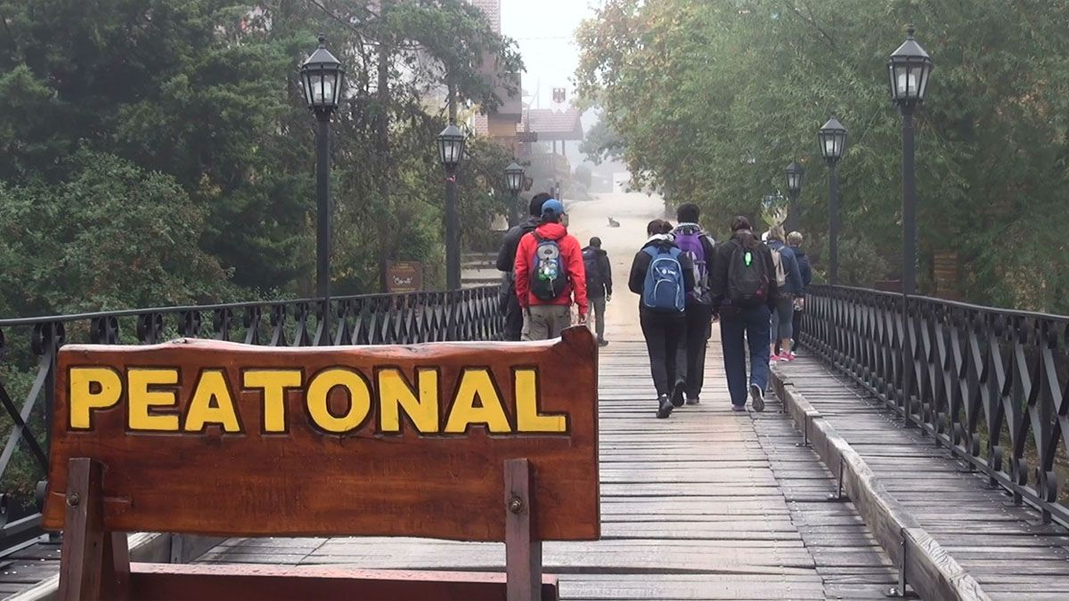 Esperan para los próximos días una mayor afluencia de turistas por el inicio del receso en distritos como ciudad y provincia de Buenos Aires.