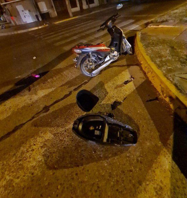 Falleció la joven que se accidentó hace más de dos semanas en bulevar Italia