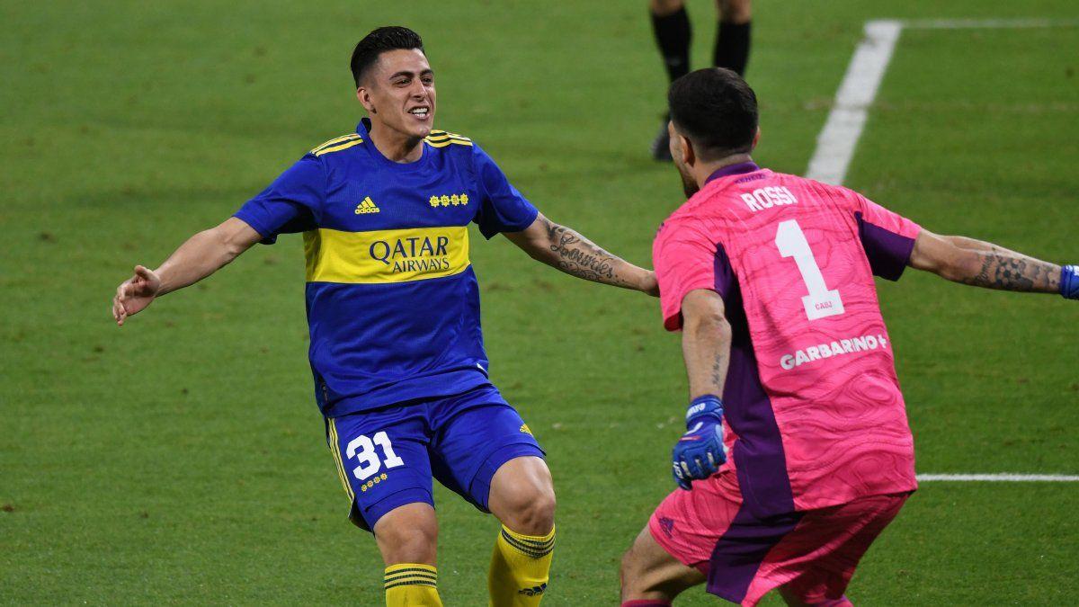 Boca está en semifinales de la Copa Argentina