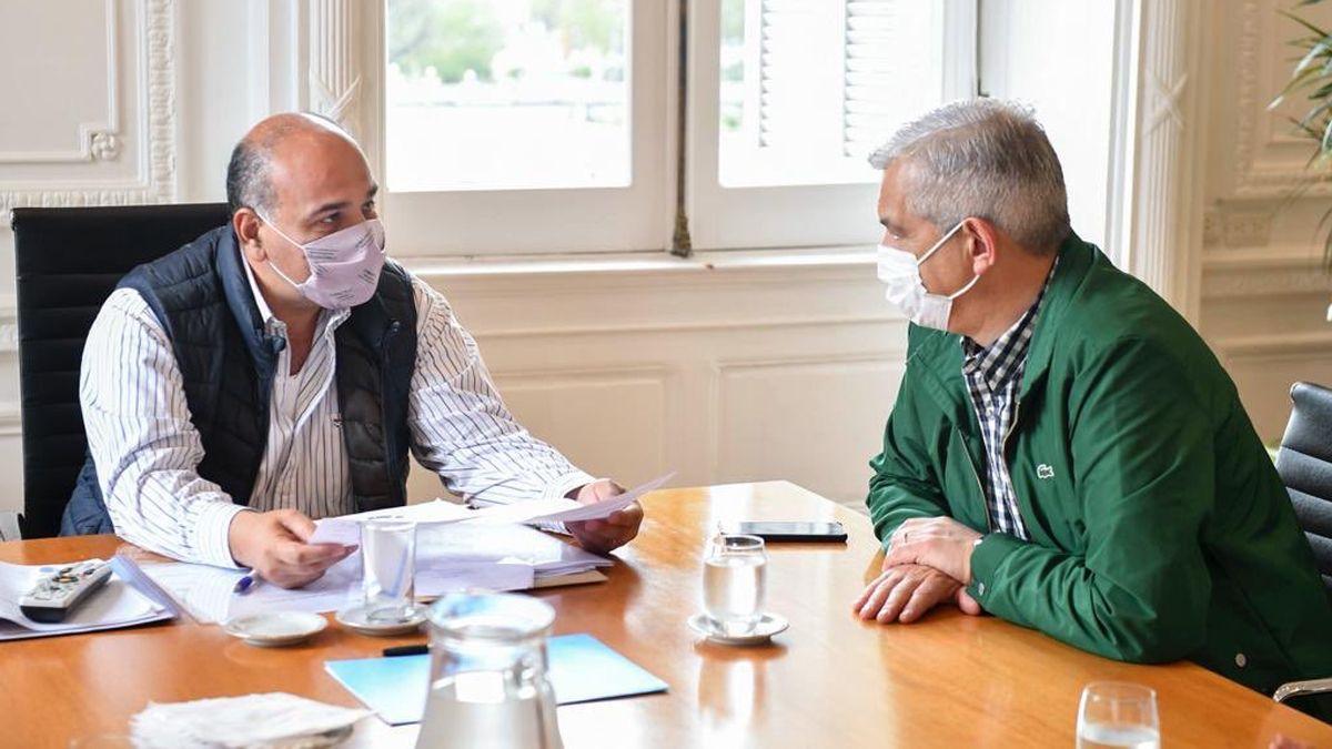 Juan Manzur y el ministro Domínguez recibirán a los representantes de la Mesa de Enlace y a 4 gobernadores.