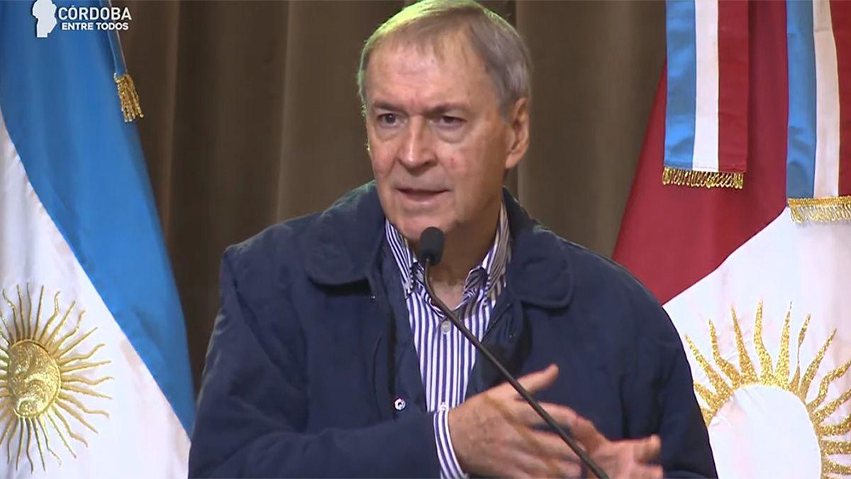 El gobernador encabeará el anuncio de las nuevas medidas desde las 11.