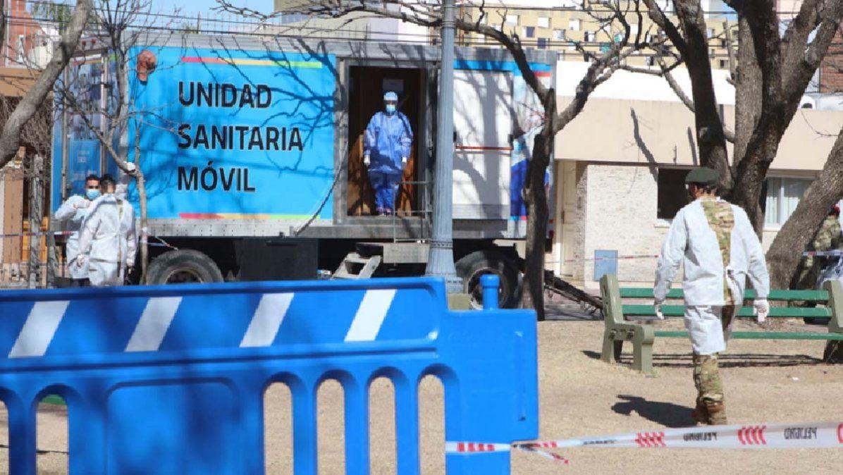 La Provincia reportó 145 casos y  8 muertos en RíoCuarto por Covid
