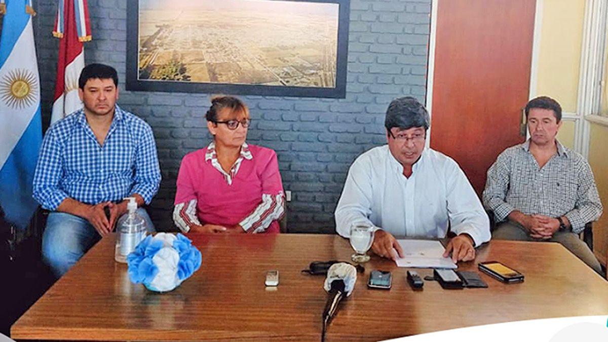 Casos de Covid-19 en Mackenna: el gobierno local dijo que se procedió según el protocolo