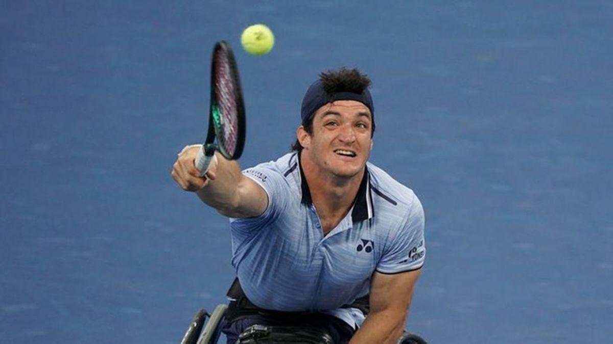 Gustavo Fernández quedó afuera del US Open