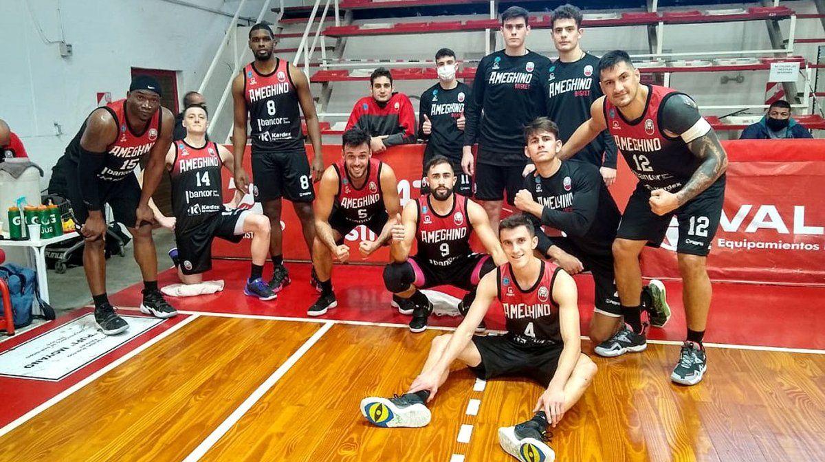 El elenco de Ameghino está haciendo historia en Liga Argentina. Marcha segundo