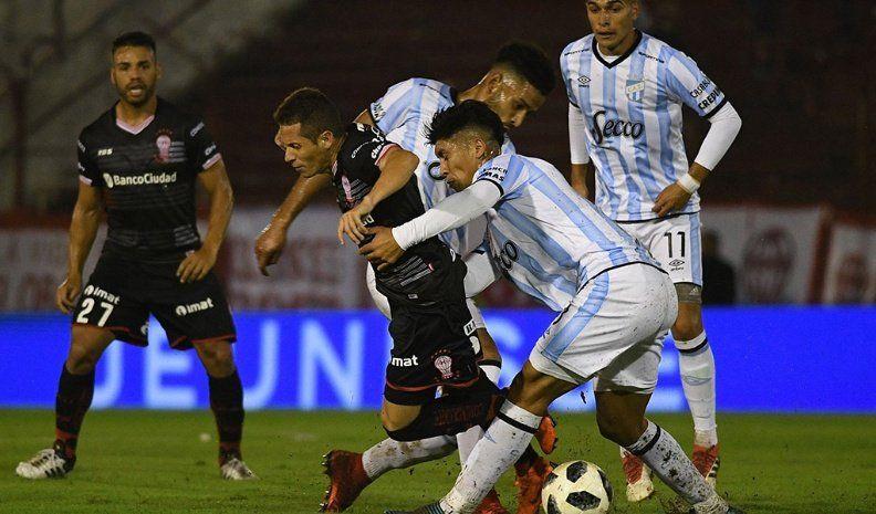 Huracán le ganó a Atlético Tucumán