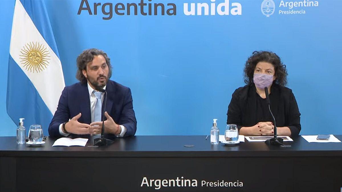 El Gobierno amplía a 1.700 el cupo diario de ingreso de argentinos desde el exterior